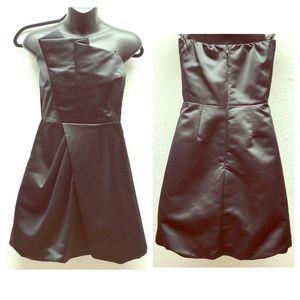 Windsor Structured Black Dress 3
